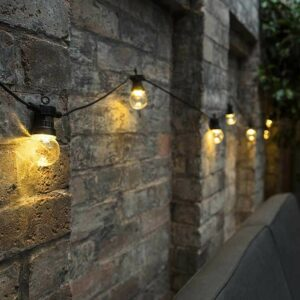 Clear Warm White Party Lights