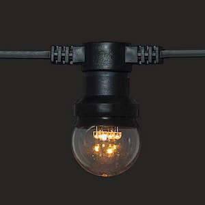 Clear-Warm-White-LED-Festoon-Globe-G45